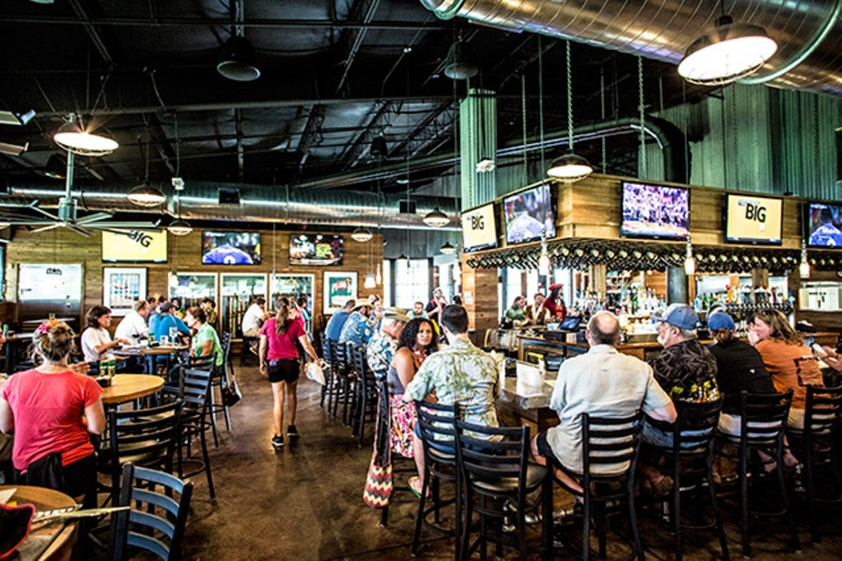 Brewery Of The Week Sea Dog Brewing Company Orlando Fl